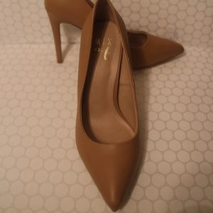 DSW -Mix No. 6 - Tan Heels